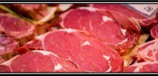 قیمت انواع گوشت