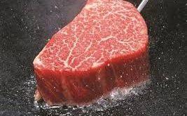گوشت گاو کوبه
