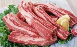 گوشت دم گاو