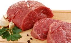 گوشت گاو نر