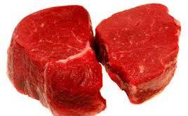 گوشت گاو هندی
