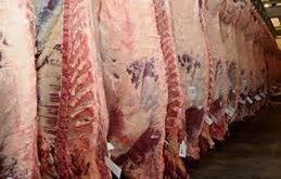 گوشت گاو کمر