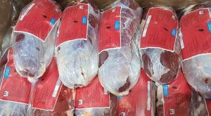 فروش گوشت منجمد