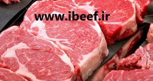 قیمت گوشت برزیلی
