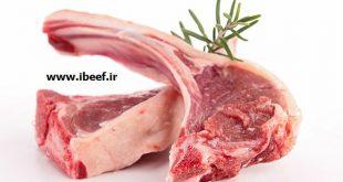 گوشت دنده گوساله