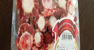 قیمت گوشت دم گاو