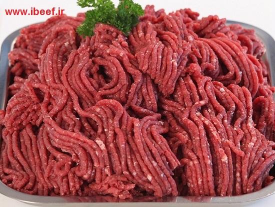 قیمت گوشت چرخ کرده