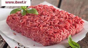 فروش گوشت چرخ کرده بصورت عمده